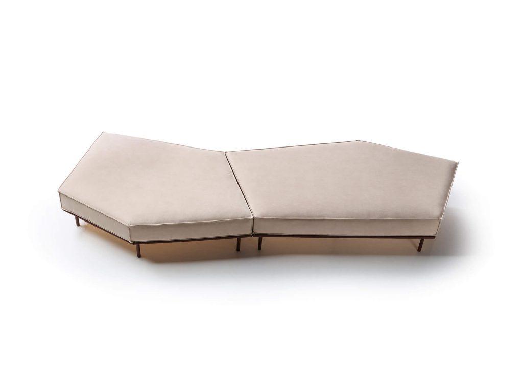 divano componibile Carousel