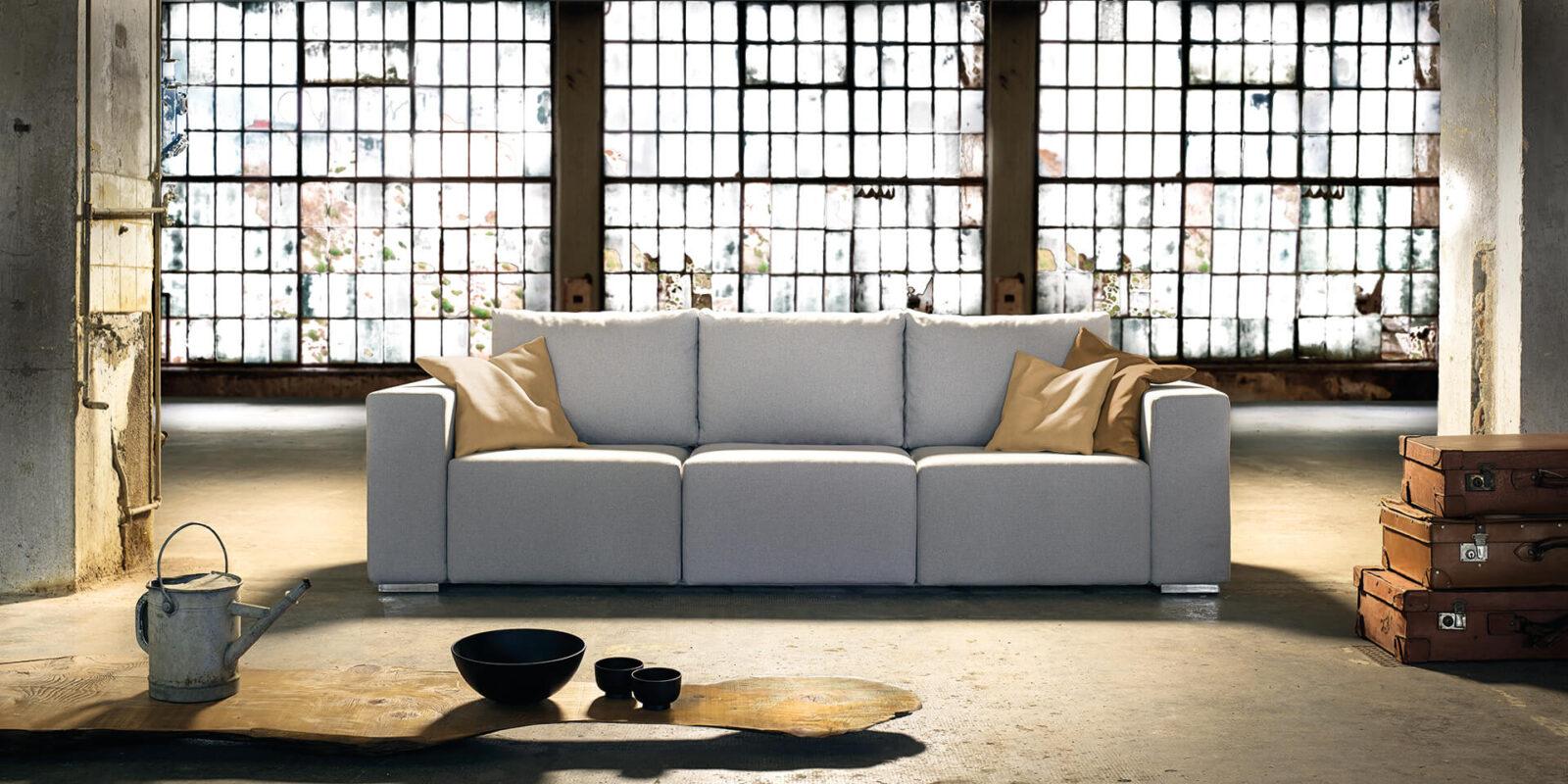 divano E-motion
