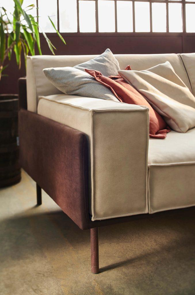 sezione divano Corousel