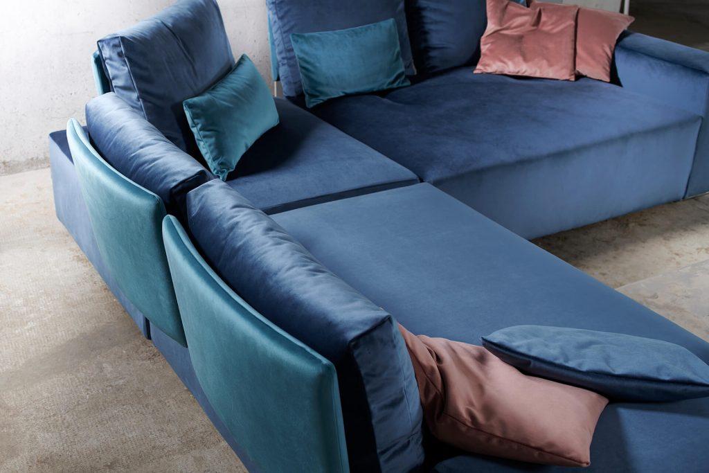 sezione divano On - Off