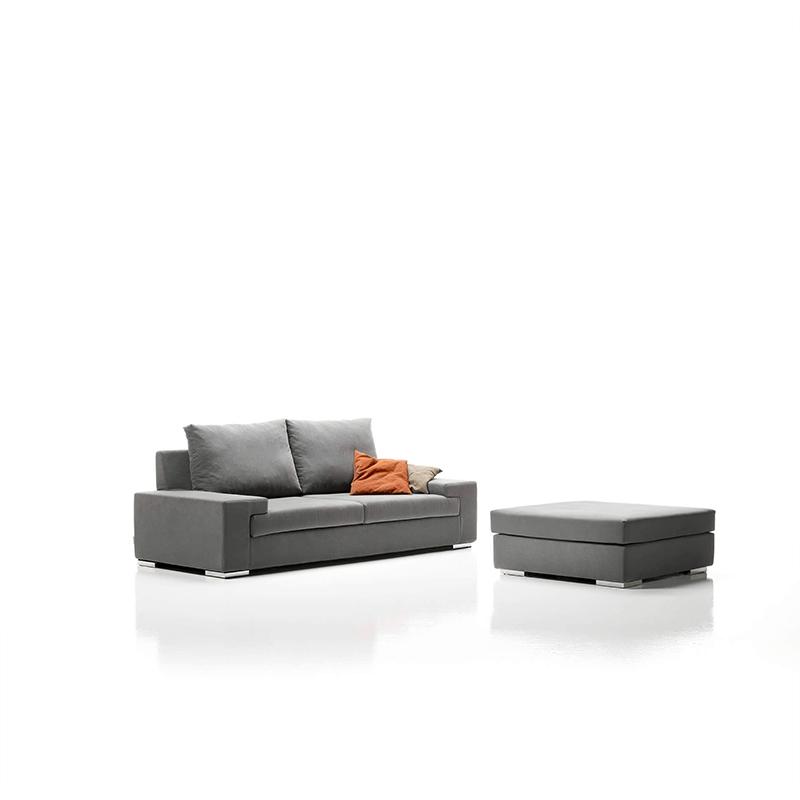 divano grigio Flipper