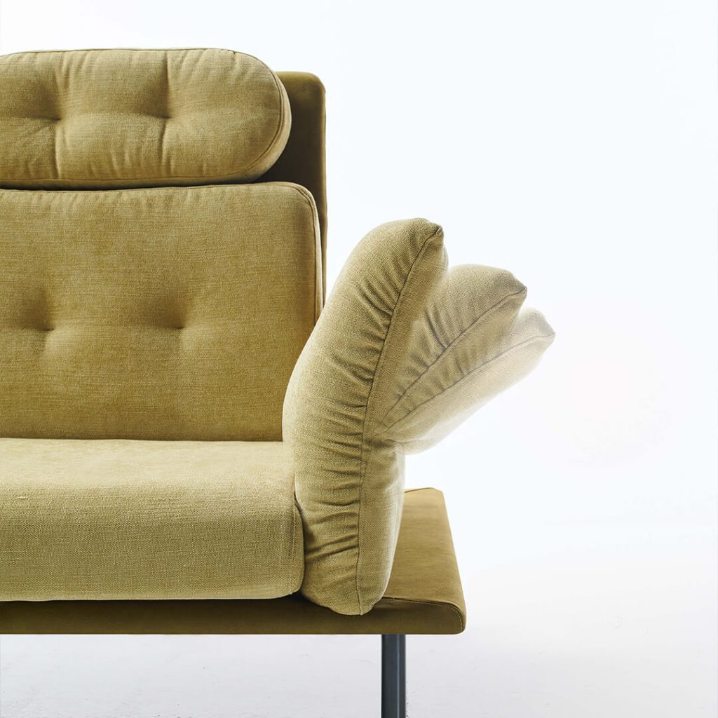 sezione del divano Ukiyo